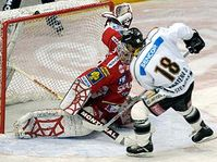 Ondrej Kratena scores, photo: CTK