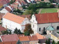 Piaristenkloster in Mikulov (Foto: Palickap, Wikimedia Commons, CC BY-SA 4.0)
