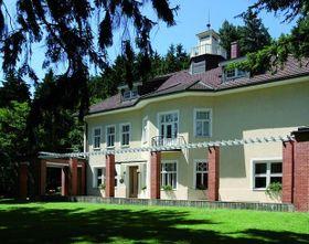 La villa de Tomáš Baťa à Zlín