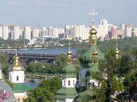 Киев, Фото: Volodymyr Levchuk, CC BY-SA 3.0
