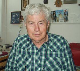 Jiří Grygar, foto: Autor