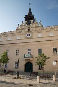 El Ayuntamiento viejo de Havlíčkův Brod, foto: Brezov, CC BY-SA 4.0
