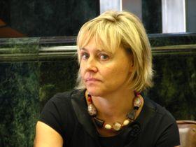 Monika Burian, foto: Bára Kmentová