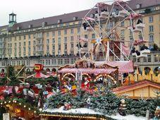 Dresdner Striezelmarkt (Foto: andreasmetallerreni, Pixabay / CC0)