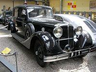 Masaryk's Tatra 80, photo: Stanislav Jelen