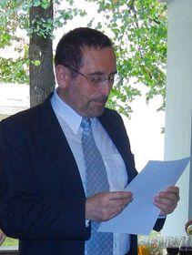 Roberto Diego del Corral, foto: Alicia Pérez
