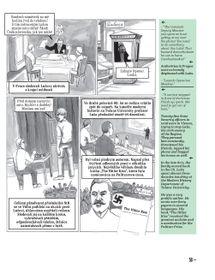 Komiks přibližuje také osudy profesora Radomíra Luži, foto: nakladatelství Albatros