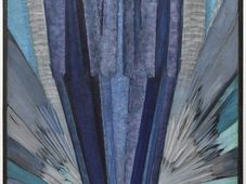 'La forme du bleu', photo: CTK