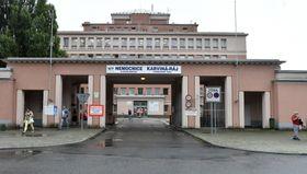 L'hôpital à Karviná, photo: ČTK/Jaroslav Ožana