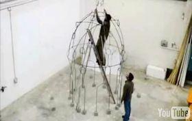 La exposición 'La Iglesia Errante'