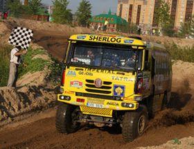 Tatra de Aleš Loprais, photo: Dakar