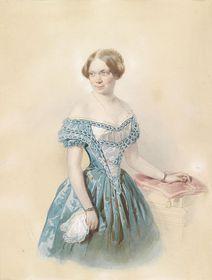 Marie von Ebner-Eschenbach vroce 1851