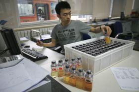 Допинг-тесты китайских спортсменов, Фото: ЧТК