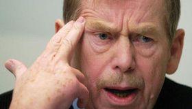 Бывший президент Чехии Вацлав Гавел, фото: ЧТК