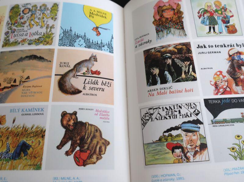 Photo: repro Albatros: 70 let na křídlech dětské literatury / Albatros