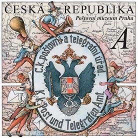 Источник: Чешская почта