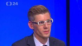 Adam Kulhánek (Foto: ČT24)