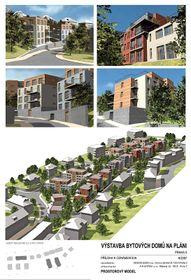 Le projet de construction, photo: Site officiel de 'Přátelé Malvazinek'