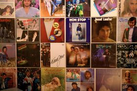 1980s pop albums, photo: archive of National Museum