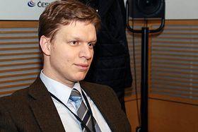 Tomáš Hudeček, photo: Šárka Ševčíková