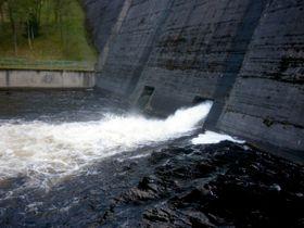 Wasserkraft - vodní energie (Foto: Archiv Radio Prag)