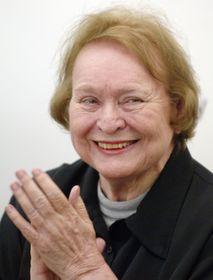 Slávka Peroutková (na snímku zroku 2005), foto: ČTK