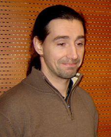 Daniel Škárka (Foto: Milan Kopecký, Archiv des Tschechischen Rundfunks)
