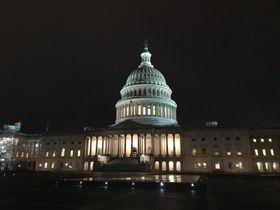 El Capitolio en la ciudad de Washington, foto: Jan Kaliba, Archivo de ČRo