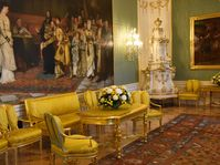 Brožíkův salon, foto: Ondřej Tomšů