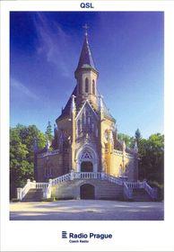 Усыпальница Шварценбергов в Доманине, Фото: CzechTourism