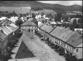 Město Albrechtice (Foto: Archiv der Gemeinde Město Albrechtice)