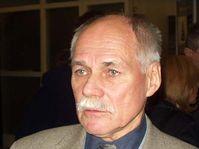 Bedřich Moldan, foto: Autor
