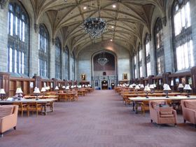 University of Chicago, photo: Klára Stejskalová