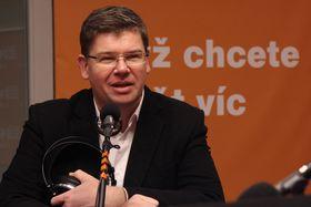 Jiří Pospíšil (Foto: Jana Přinosilová, Archiv des Tschechischen Rundfunks)