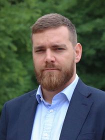 Tomáš Vymazal, photo: Archive of the Czech Pirate Party, Flickr, CC BY-SA 2.0