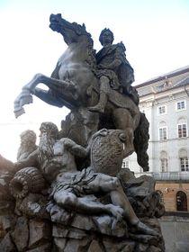 Caesar's fountain, photo: Luckajanotova, Wikimedia Commons, Licence CC 3.0