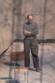 Eichman v izraelském vězení, фото: открытый источник