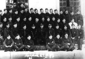 Солдаты 3 батальона 8 пехотного полка, фото: Moderní dějin