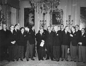 Gobierno checoslovaco en Londres