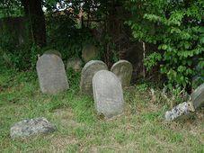 Jüdischer Friedhof in Holesov (Foto: Jitka Erbenová, CC BY-SA 3.0 Unported)