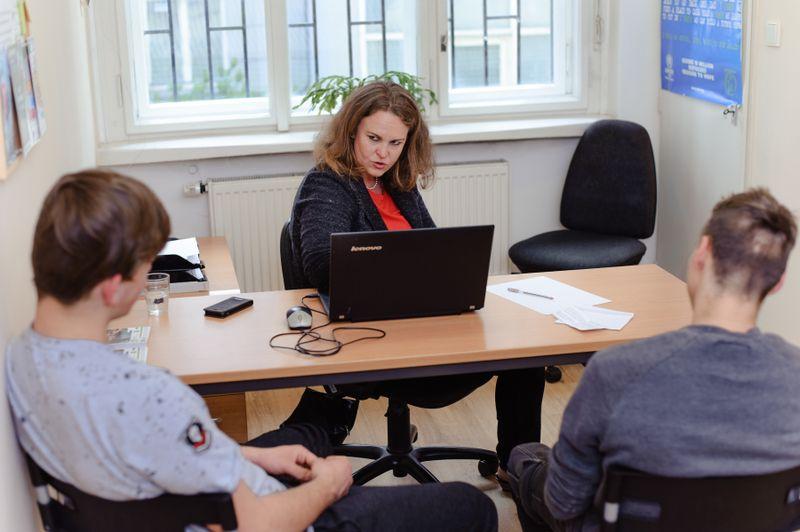 Ilustrační foto: Integrační centrum Praha