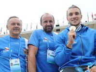 Martin Fuksa (right), photo: CTK
