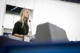 Dita Charanzová (Foto: Fred Marvaux / EP-079361A / Archiv des Europäischen Parlaments)