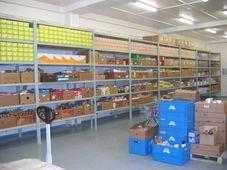 Un banco de alimentos, foto: Archivo de los bancos de alimentos