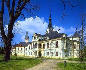 El palacio de Lužany, foto: CzechTourism