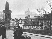 Прага, 1939 г.