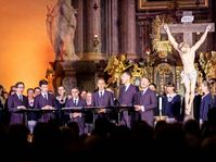 King's Singers, photo: archive of Lípa Musica