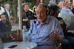 Ян Петранек, Фото: Алжбета Шварцова, Чешское радио