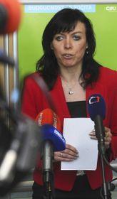 Ivana Rybáková, foto: ČTK