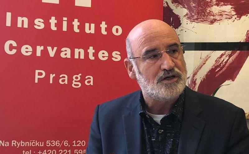 Fernando Aramburu, foto: Meju Baratz
